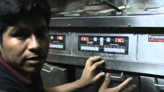 Frymaster codigo computadora CMIII.5