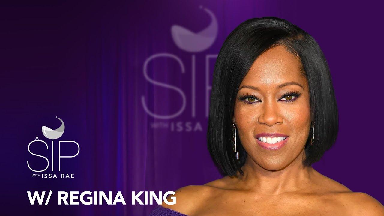 Download Regina King Talks Keeping It Real & Longevity in the Industry | A Sip w/ Issa Rae
