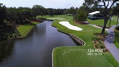 Flyover of TPC Sawgrass's Players Stadium Course | GOLF.com