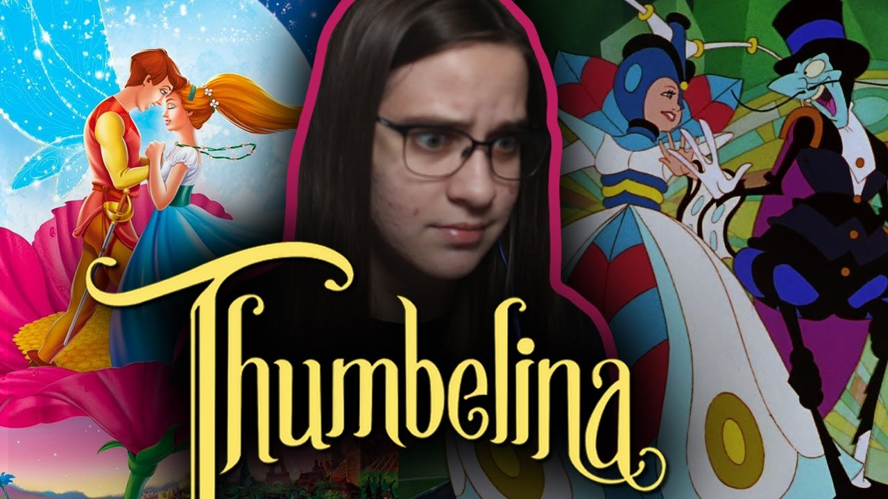Download Art Student Watches *THUMBELINA* for the FIRST TIME    Movie Reaction