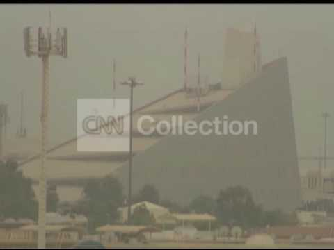 ABU DHABI:AMERICAN EMBASSY CLOSED (STATIC SHOT)