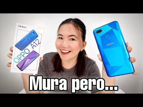 OPPO A12: BAGONG BUDGET PHONE NG OPPO! OKAY BA?