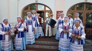 Встреча делегации  в Витебске