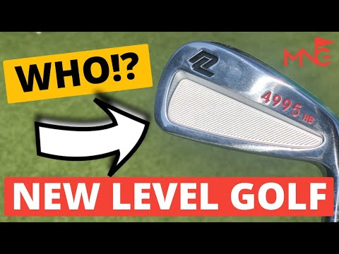 New Level Golf 4995 HB Utility Iron Review
