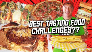 Top 10 Most Delicious Food Challenges in the World!!