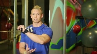 How Do Wrist Straps Work With Pull-Ups? : Upper Body Exercises