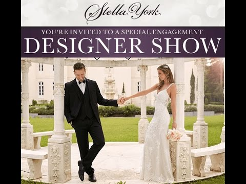 Stella York Trunk Show 2017 At Elegant Bride In Dublin Ohio