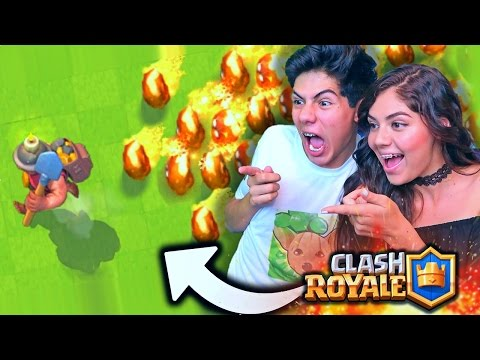 ¡SI TE RÍES PIERDES en Clash Royale! - [ANTRAX] ☣
