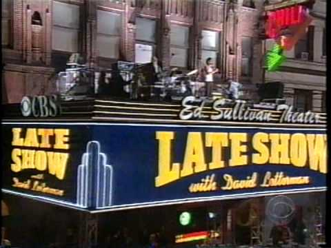 Audioslave  Cochise     Late Show With David Letterman