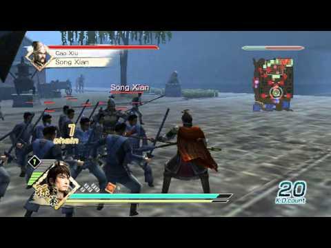 Dynasty Wariors 6 - Sun Ce (Battle Of Xu Chang)