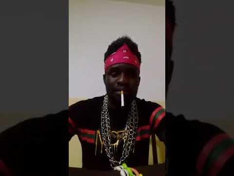 Hazala #Respect à Tous Gangsta Kono Montana Chap Chap