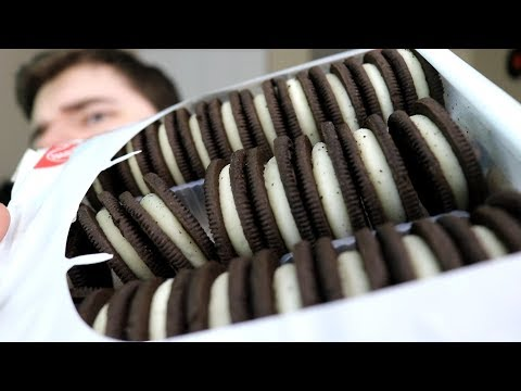Buster - Oreo debuts 'mystery' flavor and you could win $50k if you guess what it is