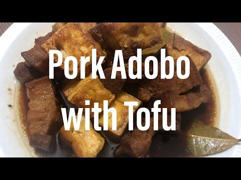 Pork Adobo with Tofu | The Foodie Ninja