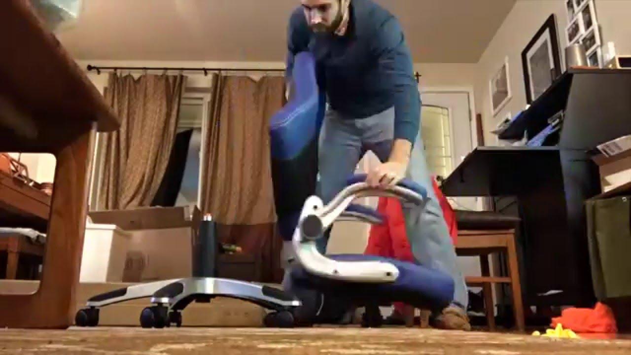 Homall Ergonomic High Back Pu Leather And Mesh Racing