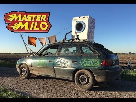 Laundry @ 100km/h- Opel Washtra