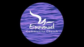 5. Easter Sunday Service - Emmanuel Community Church (Port Perry) 04/12/20