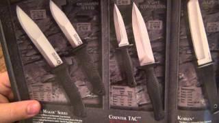 Cold Steel Knife Catalog (April 2015)