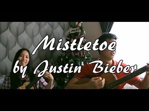 Justin Bieber - Mistletoe (Covered by Devin & Cindy)