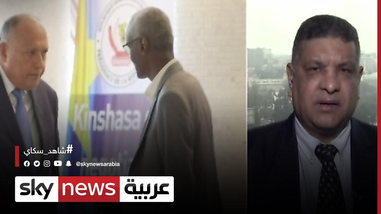 أشرف أبو الهول: مصر الآن في سباق مع الزمن للرد على الأكاذيب الإثيوبية  - نشر قبل 50 دقيقة