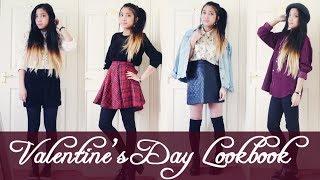 Valentine's Day Lookbook • 2014