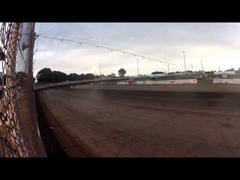 Algona Raceway Amod Heat/Hornet feature/Cruiser Feature/Hobby Feature 8/11/2012 Turns 3/4 GoPro Camera