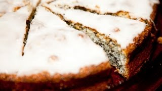 Poppy Seed Cake - Piegusek - Ania's Polish Food Recipe #4