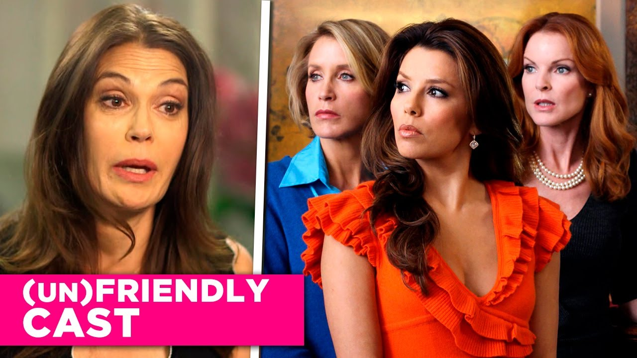 Download Desperate Housewives Cast Still Love And Hate Each Other   Rumour Juice