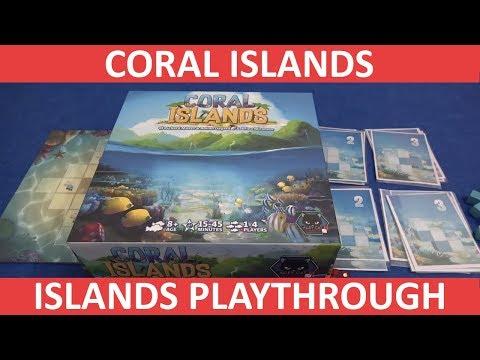 Coral Islands - Islands Playthrough - Slickerdrips