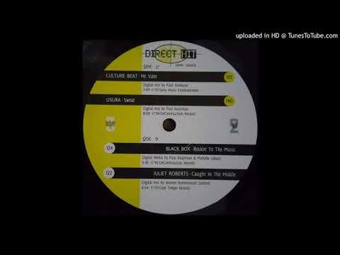 Black Box - Rockin' To The Music (Direct Hit Version)