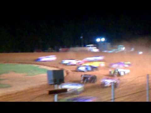 Summer Sizzler Modoc Speedway 7/22/2011