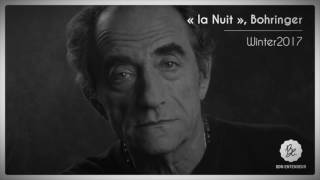 "Video Bon Entendeur, ""la Nuit"", Bohringer, Winter 2017 download MP3, 3GP, MP4, WEBM, AVI, FLV September 2017"