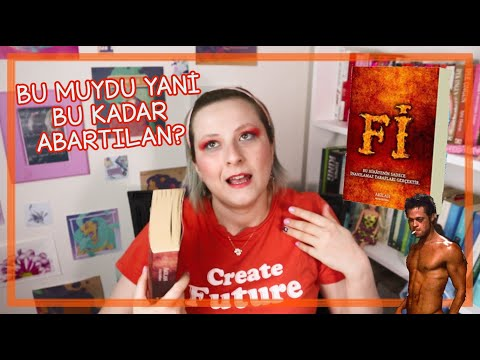 """""""Fi"""" Kitap İncelemesi (B*k Gibi Book Reviews)"""