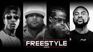 Couvre Feu - Freestyles live: BOOBA, KALASH, NISKA & DAMSO sur OKLM Radio