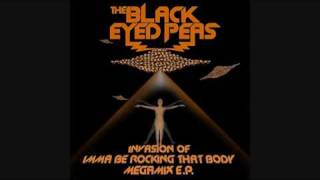 Black Eyed Peas - Rock That Body (Skrillex Remix)