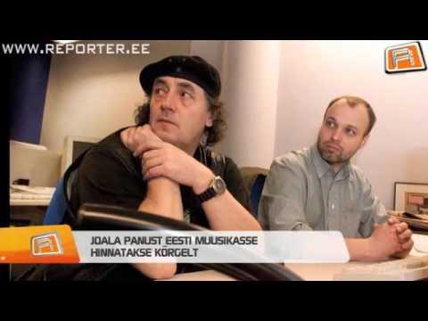 Jaak Joala panust Eesti muusikasse hinnatakse kõrgelt   Uudised