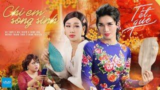 Hài Tết 2019 : Tết Quê - Chị Em Song Sinh | BB Trần, Hải Triều