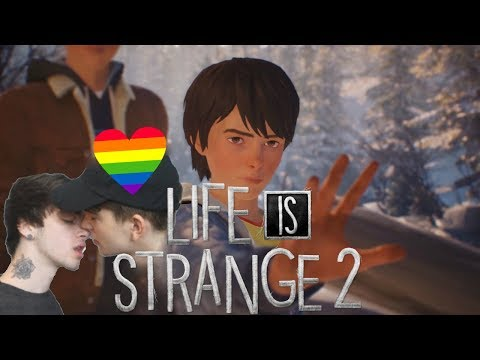 🔴 LIVE - LIFE IS STRANGE 2: EPISODE 2 PLAY-THROUGH - BOYFRIENDS PLAY GAMES🌈 - HAPPY NEW YEAR thumbnail
