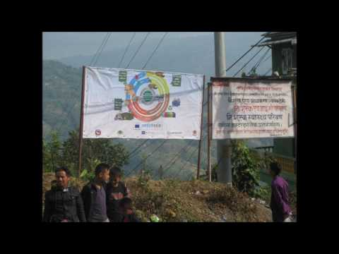 Sharing the latest project progress by Mr. Badri Nath Baral - PM, PPP for 4Gs