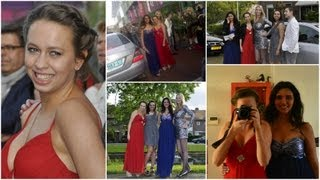 Get Ready With Me: Senior Prom Thumbnail