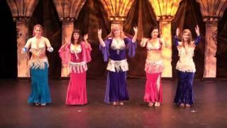 The Habibi Dancers of Lansing, MI present Labbit El Hob, a classica...