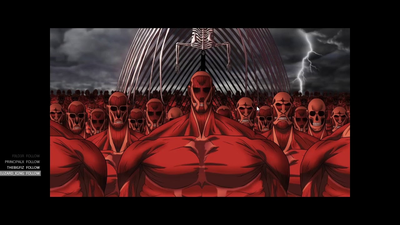 Attack On Titan Final Ending Theory Chapter 138 139 Prediction Youtube