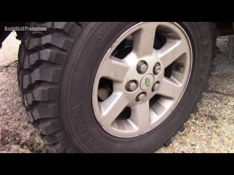 Malatesta Kobra NT Tyre Review - RustySkull Productions