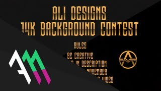 14K Background Contest! + Bloopers! CLOSED. Thumbnail