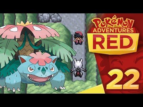 Pokemon Adventures: Red Chapter - Part 22 - Mega Venusaur Y!