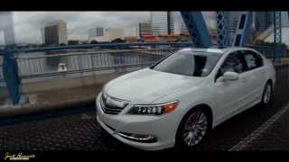 2014 Acura RLX with Tech Package