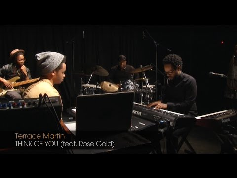 Terrace Martin: 'Think Of You' (feat. Rose Gold)