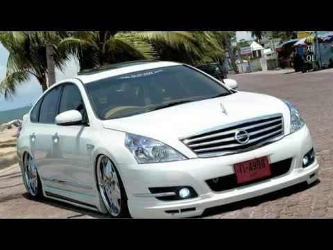 Nissan Teana J32 Отзыв владельца
