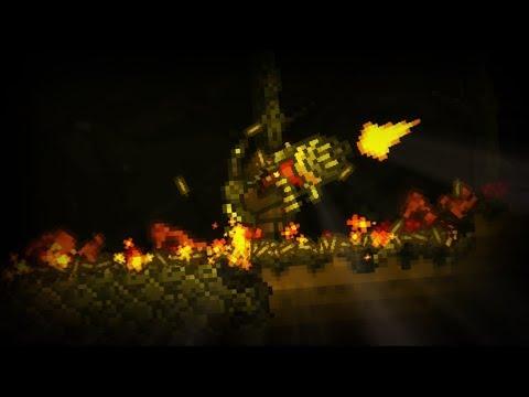 Terraria: Steampunk Warfare Cinematic Video