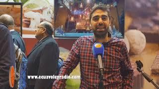 REVISTA GUIA NAYA Y ECUAVOLEY FITUR MADRID 2018