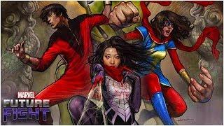 *BEST* T2 HERO SELECTOR PICKS - Marvel Future Fight